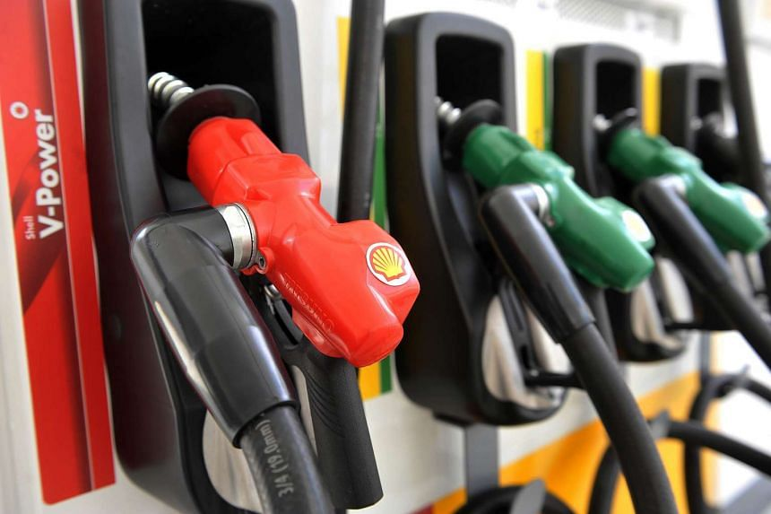Oil prices have slumped 8 per cent since Wednesday.