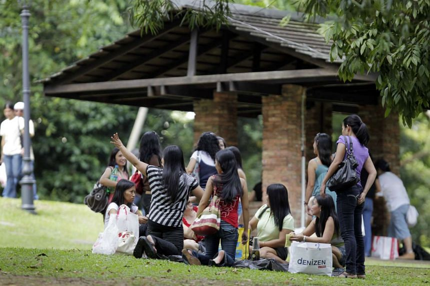 Employers will need to buy better insurance policies for domestic workers under new rules that will kick in on Oct 1.