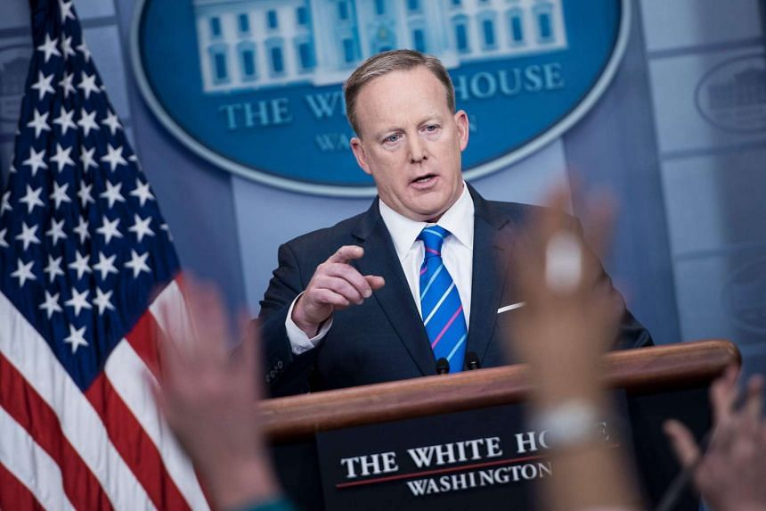 "White House spokesman Sean Spicer (above) said such cases were the reason Donald Trump ""has made illegal immigration and crackdown such a big deal."""