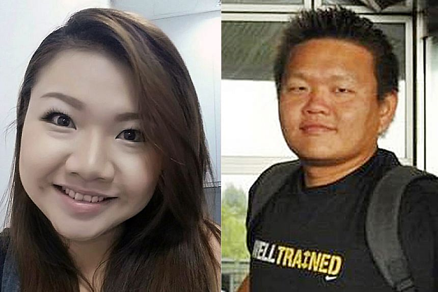 Mr Chen and Ms Ong, who got married six years ago, were also colleagues at Crestron Singapore.