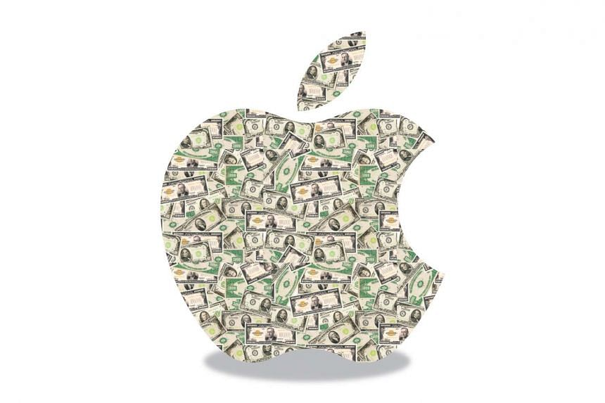 "Apple, which has a world-beating market capitalisation of US$776 billion (S$1.1 trillion), is dependent on the iPhone's financial magic and has seen its reputation as a ""growth company"" diminish."