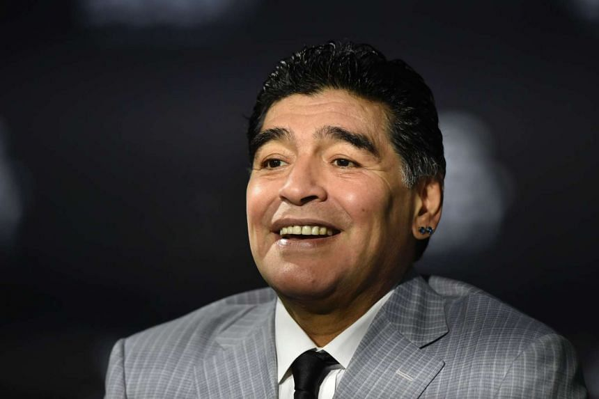 Maradona has signed to be the new coach of Al-Fujairah SC in the United Arab Emirates, the football club announced on May 7, 2017.