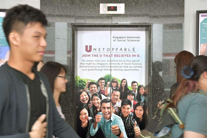 The new Singapore University of Social Sciences (SUSS) will be Singapore's sixth autonomous university.