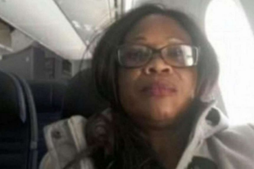 Native French speaker Lucie Bahetoukilae was flown to San Francisco instead of Paris due to a mix-up by United Airlines.