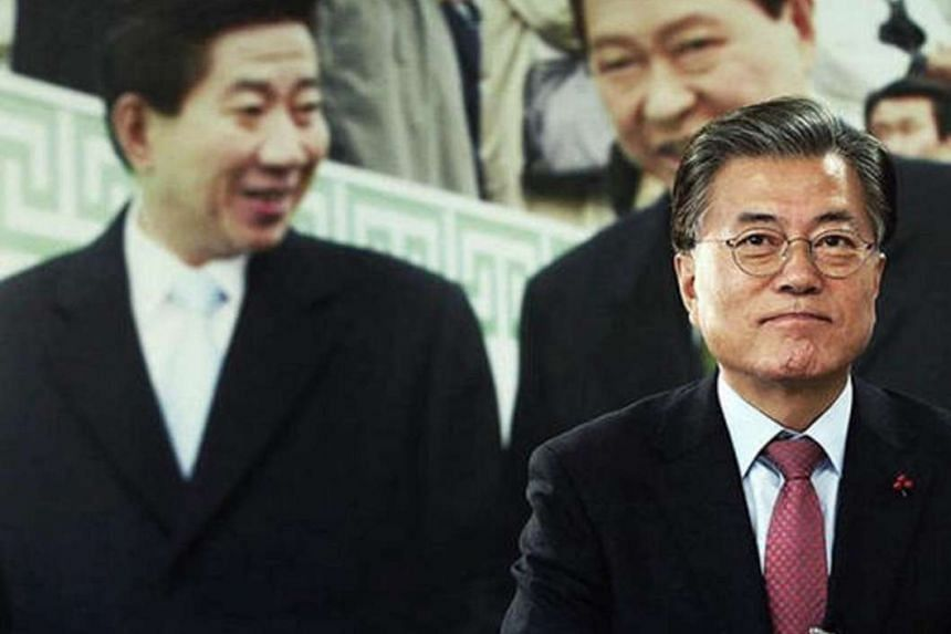 Mr Moon Jae In will soon find out if he is, indeed, destined to become South Korea's next president.