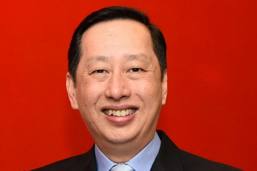 """Life Insurance Association Singapore Patrick Teow said the growth could be """"attributed to the industry's agility in responding to consumers' fast-changing needs""""."""