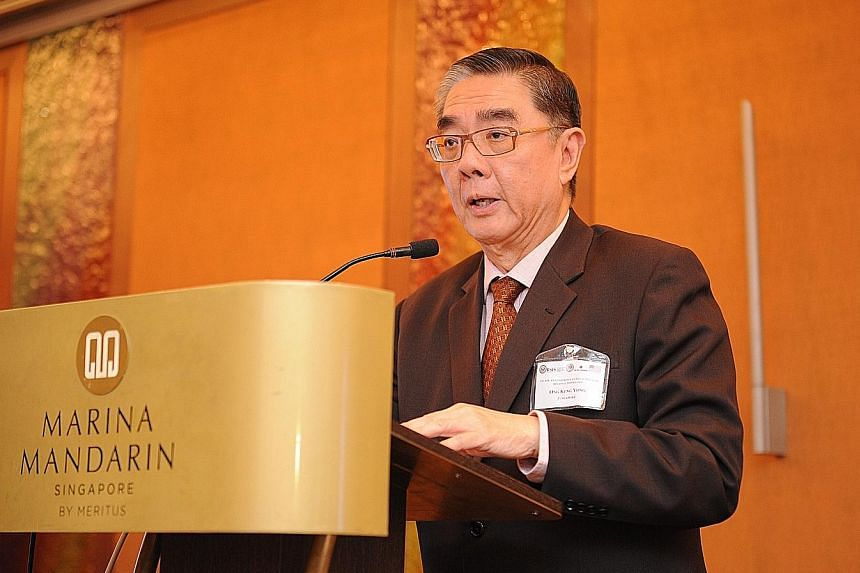Former Asean chief Ong Keng Yong said that building a regional community is an ongoing learning process.