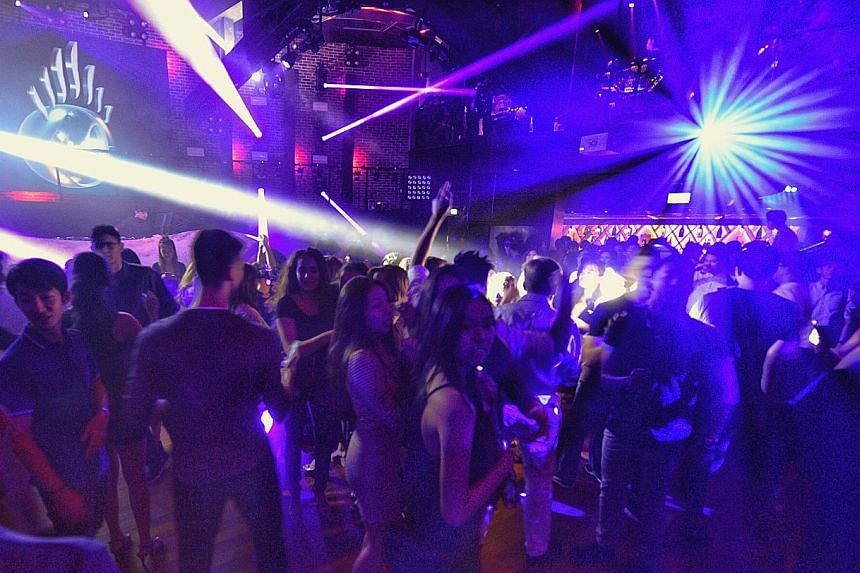 Parliamentary Secretary for Home Affairs Amrin Amin said the police will require all nightclubs to install CCTV cameras at entrances and exits, to deter crimes in and around their premises.