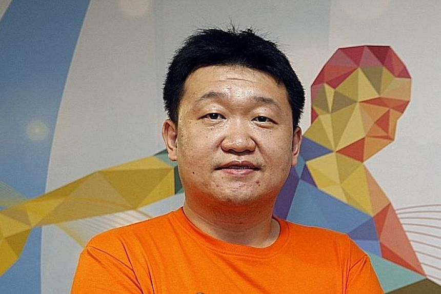 Entrepreneur Forrest Li founded Sea in 2009. It started out in online gaming but now also generates revenue from digital content, e-payments and e-commerce.