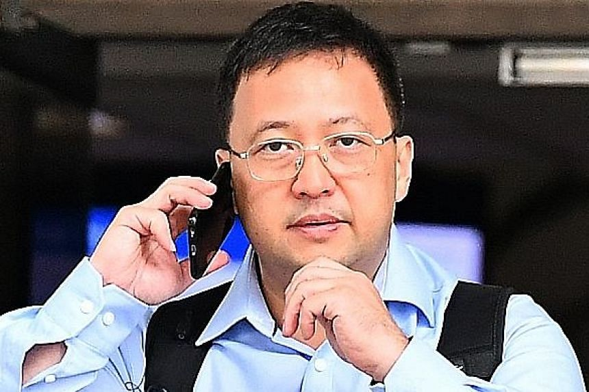 Angelo Salvador Afable Beltran was caught filming by a commuter at an MRT station platform.