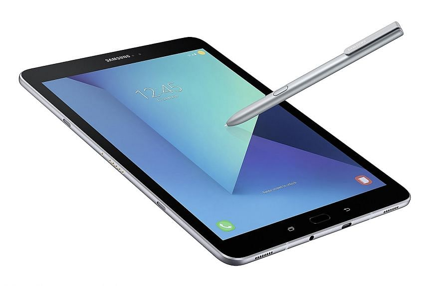 The Galaxy Tab S3's S Pen turns out to be an excellent tablet companion