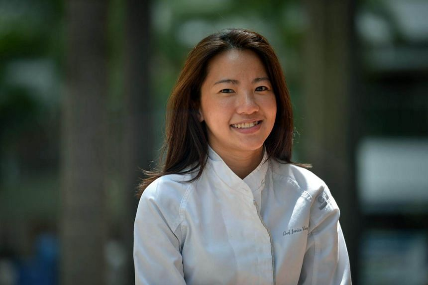 Pastry chef Janice Wong will open a shop in the new MGM Cotai resort in Macau, her third overseas venture.
