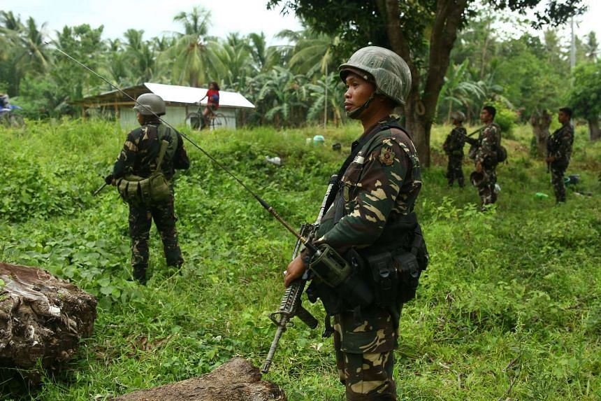 More than 24,000 people have been displaced as the Philippine military mounted an offensive against ISIS-linked Muslim extremists in Mindanao.