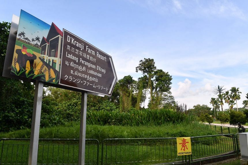 A plot of land at the junction of Neo Tiew Lane 2 and Neo Tiew Road.