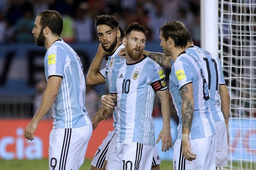 Argentina will play Singapore in a friendly match at the National Stadium on June 13, 2017.