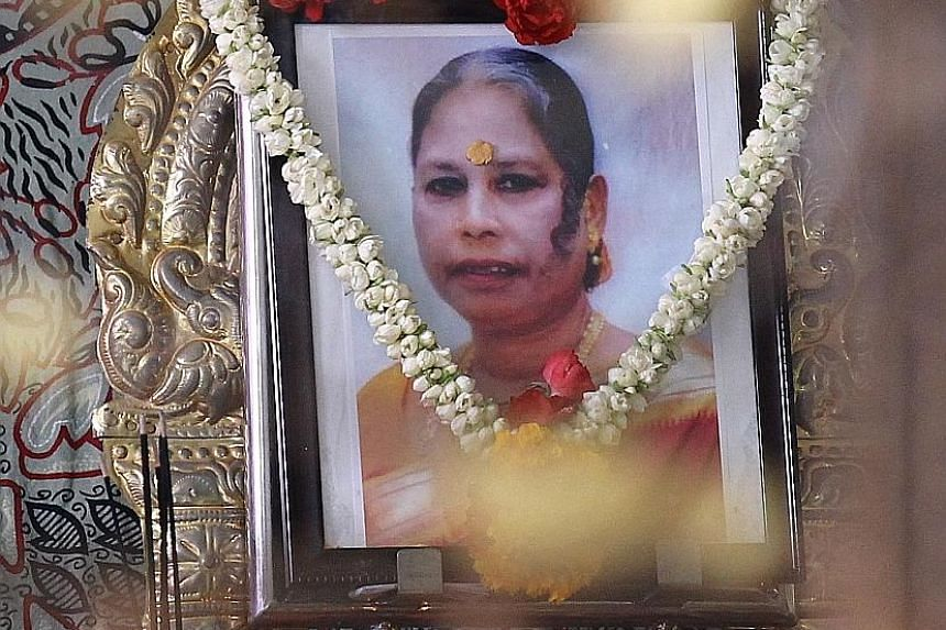 P. Mageswaran will be sentenced on June 2 for killing Madam Kanne Lactmy over a box of jewellery.