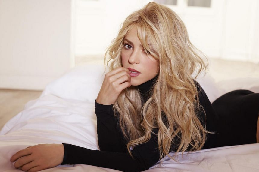 Shakira told her nearly 45 million Twitter followers that her 11th studio album, El Dorado, will come out on May 26.