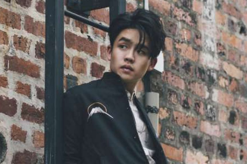 Home-grown singer Gentle Bones (above) will sing in Mandarin while rapper Thelioncityboy will collaborate with Mandopop singer-songwriter Jacky Chew.