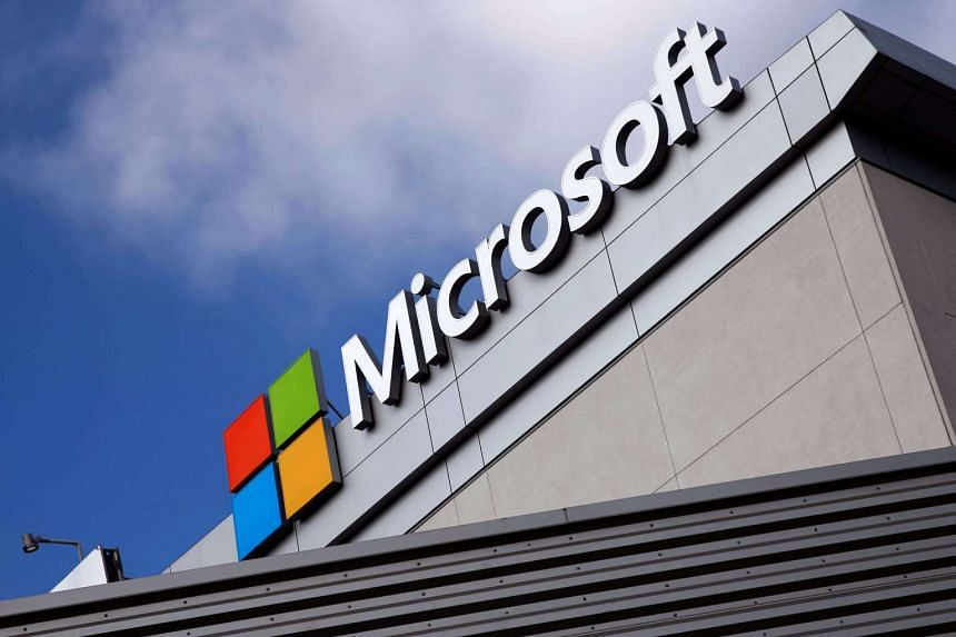 Microsoft said its latest operating system, Windows 10, was not targeted in the cyberattack.