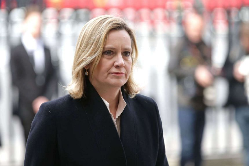 British interior minister Amber Rudd said the government did not know if the attack was directed by a foreign government.
