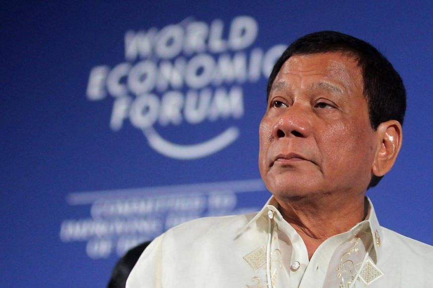 Philippine President Rodrigo Duterte has sought to deepen relations with China despite its extensive island-building in disputed parts of the South China Sea.