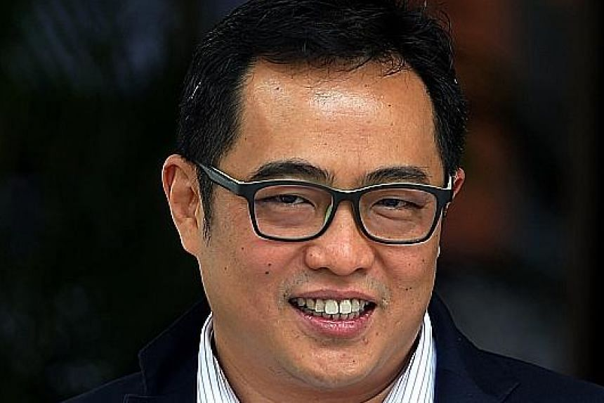 Wendell Dennis Lee Sing Ling, 46, used his computer to unlawfully get data from Dr Leo Kah Woon's laptop in 2012.