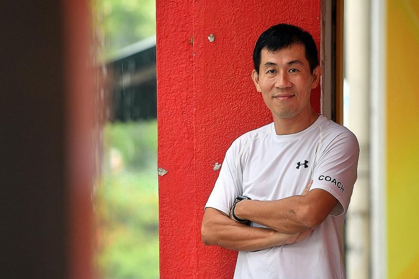 Netball coach Justin Teh approached the NTUC for help in setting up the Sports Coaches Association of Singapore to represent the interests of coaches. The association was registered last year and Mr Teh is its president.