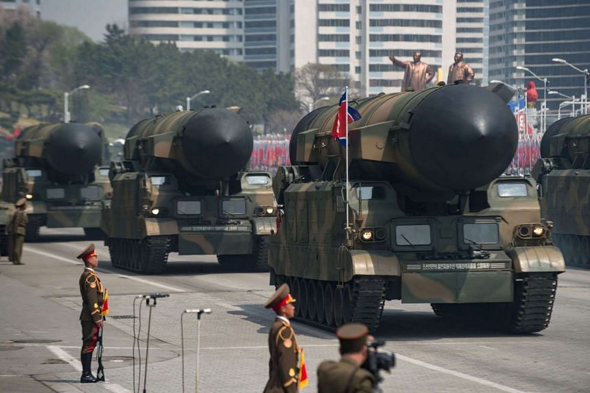 The comments by Choe came amid international efforts to ease tension over North Korea's pursuit of nuclear arms.