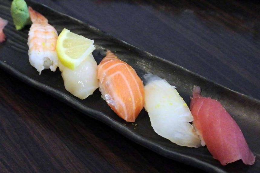 The growing popularity of sushi has also led to a rise in parasitic infections, say doctors.