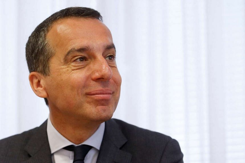Austrian chancellor Christian Kern has indicated he will call for a snap election by autumn.