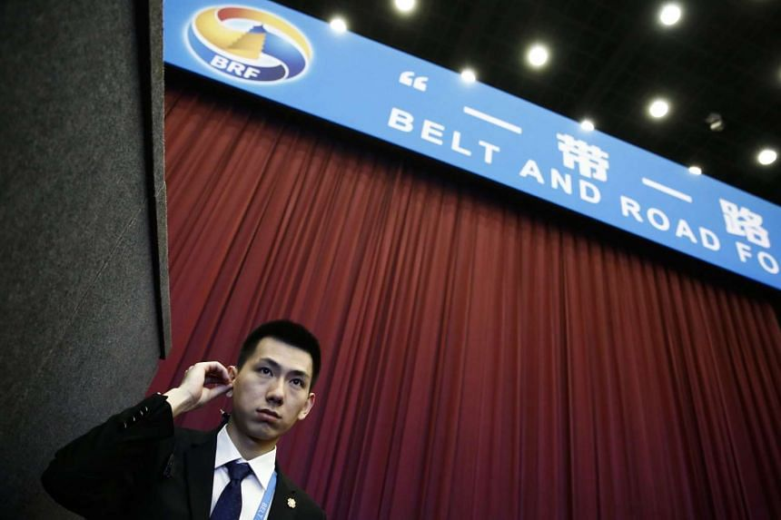 German firms are willing to take part in China's One Belt, One Road initiative provided the costs are laid bare.