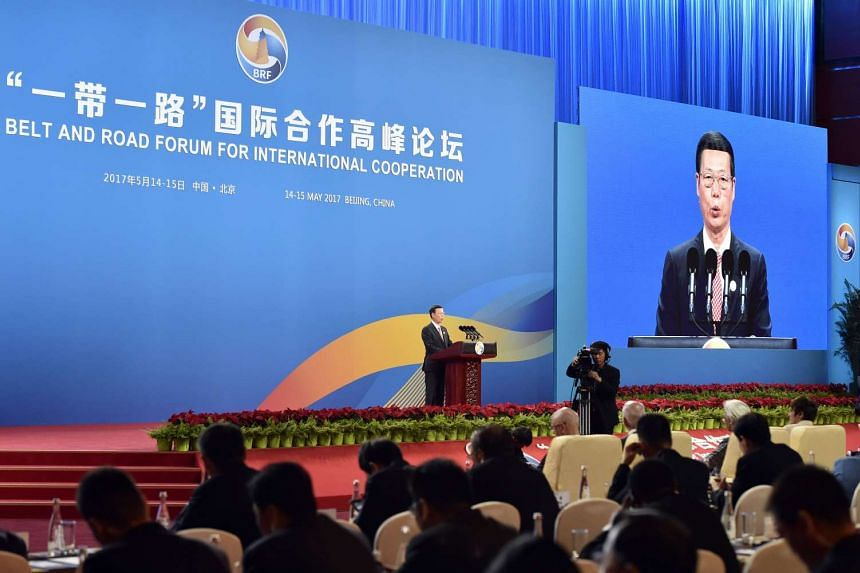 On top of importing S$2.8 trillion worth of products from Belt and Road participating countries, China will push for more free trade talks and spearhead the Regional Comprehensive Economic Partnership.