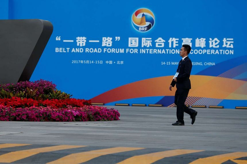 """Indian government officials did no travel to Beijing for the """"Belt and Road Forum"""", with the Indian authorities saying they could not accept a project that compromised the country's sovereignty."""