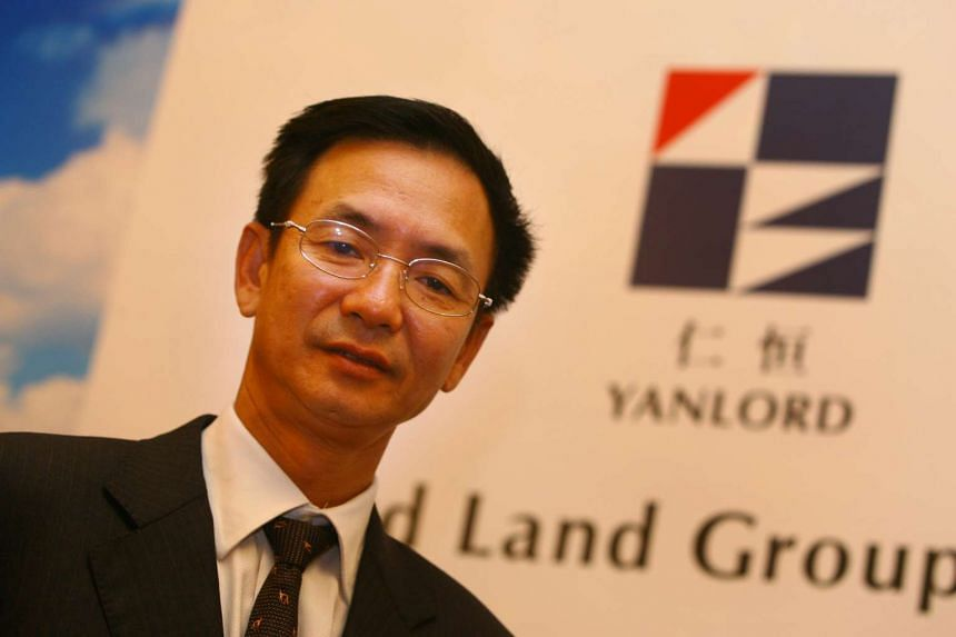 First-quarter profits for Chinese property developer Yanlord rose 259.1 per cent to come in at 934.1 million yuan.