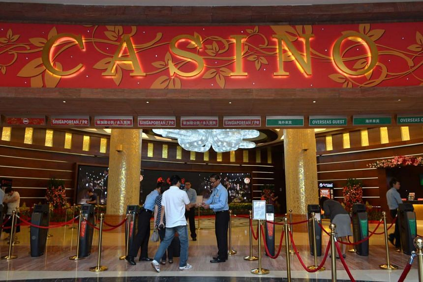 Genting Singapore shot up 6.5 per cent or seven cents to S$1.15 in heavy trade as a result of positive news.