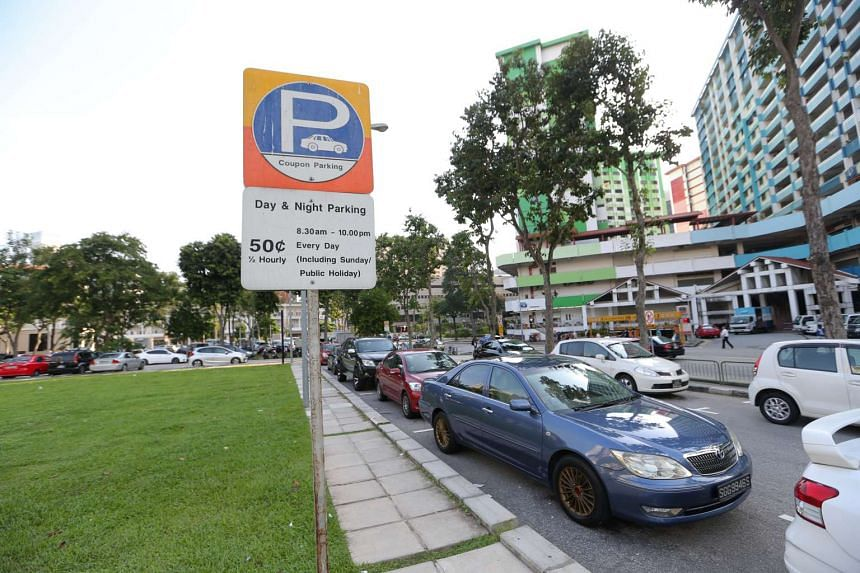 This app will allow motorists to key in their vehicle number, select the carpark and how long they intend to park.