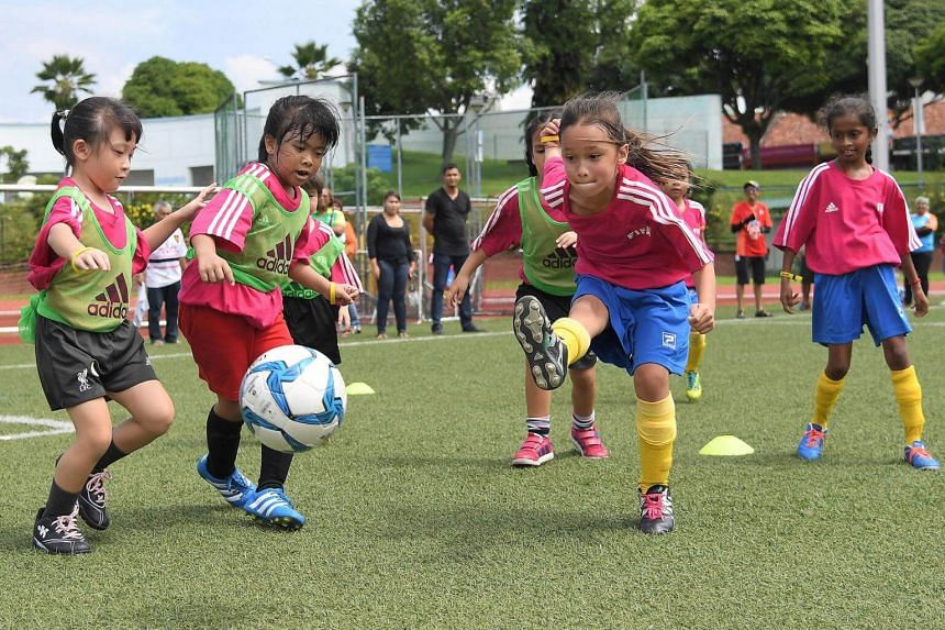"The Fifa ""Live Your Goals"" (LYG) Centre Festivals will take place this weekend at Queensway Secondary School and Bowen Secondary School on May 20 and May 21 respectively."