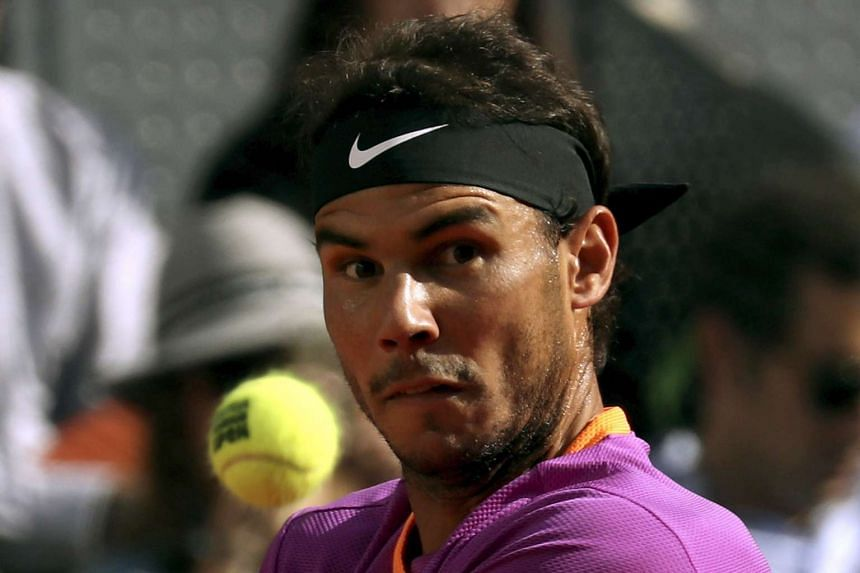 Rafael Nadal is coming back into form after two underwhelming years.