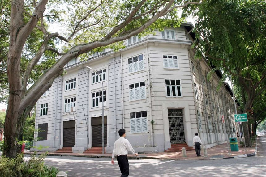 A permanent exhibition about the former Traffic Police (TP) headquarters at 28 Maxwell Road will be housed in the public area of the building, when it re-opens in 2019 as an extension of Maxwell Chambers.