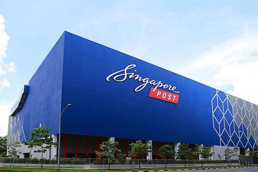 Shares in Singapore Post fell to as low as $1.29, the lowest since January 2016.