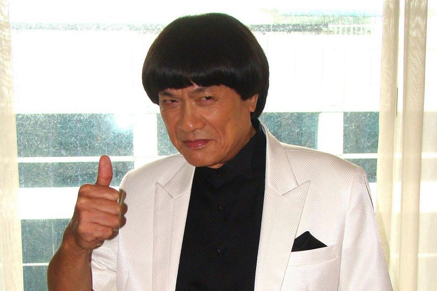 Taiwanese entertainer Chu Ko-liang died in his sleep at National Taiwan University Hospital on May 15, 2017.