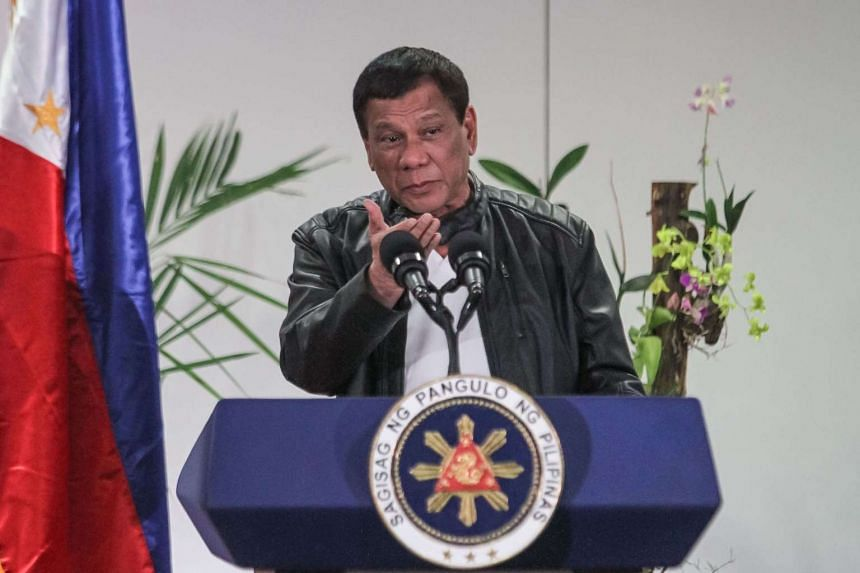 Duterte said leaders of Turkey and Mongolia told him about their desire to join the Association of South-east Asian Nations (Asean) while they were in China over the weekend.