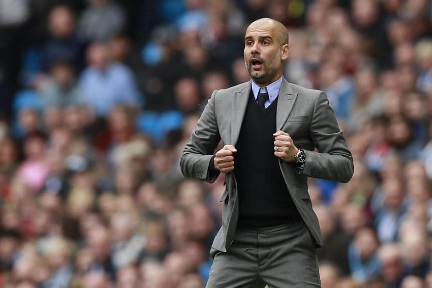 The Spaniard took over at the Etihad at the start of the season after trophy-laden spells in Spain and Germany had confirmed his status as one of the world's most sought-after coaches.