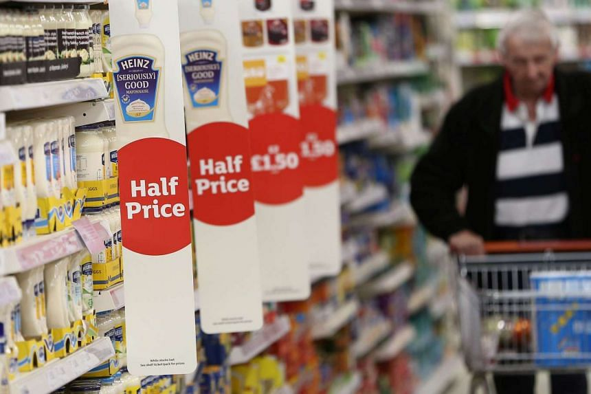 Consumer prices increased in April by 2.7 per cent compared with a year earlier.