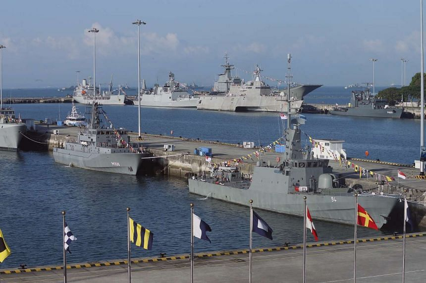 The biennial International Maritime Defence Exhibition and Conference (Imdex) Asia opens today.