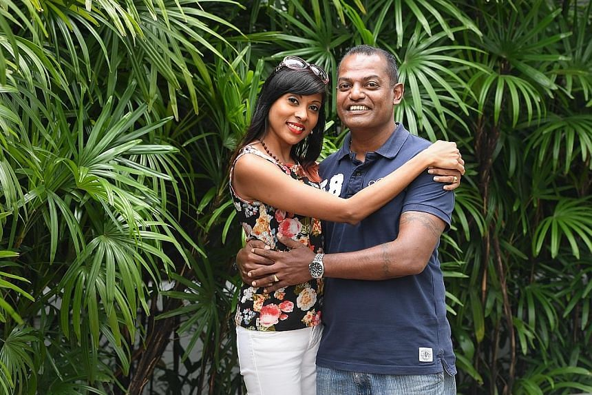 The cancer has taught Mr Thangavelow Segaran and his wife Nunthini what it means to be patient, tolerant and understanding.