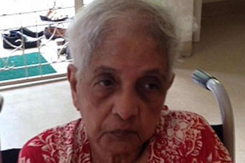 Engineer Gopal Subramaniam (left) has to return about $912,000 to Dr Paul's estate, while construction worker Kulandaivelu Malayaperumal must return $2 million. The money came from the sale of her bungalow. Dr Freda Paul, who died last August at the
