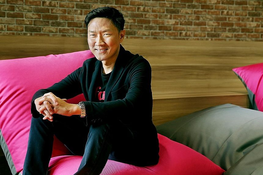 Fave's Singapore managing director Ng Aik-Phong says its focus right now is on its customers and the markets it serves, and it is not looking to expand into other countries or other sectors at the moment.