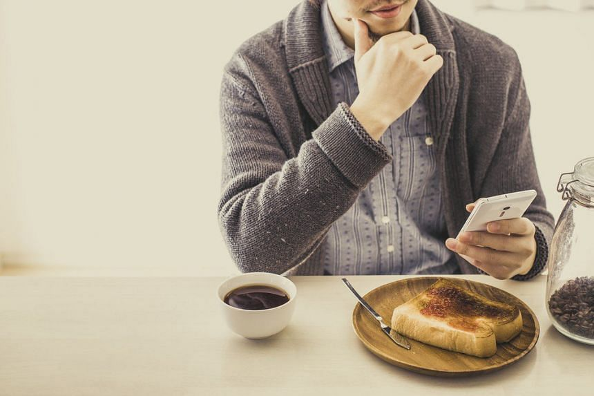 The meal time where consumers are most likely to eat on their own Breakfast, which sees 50 per cent of the solo dining demographic.
