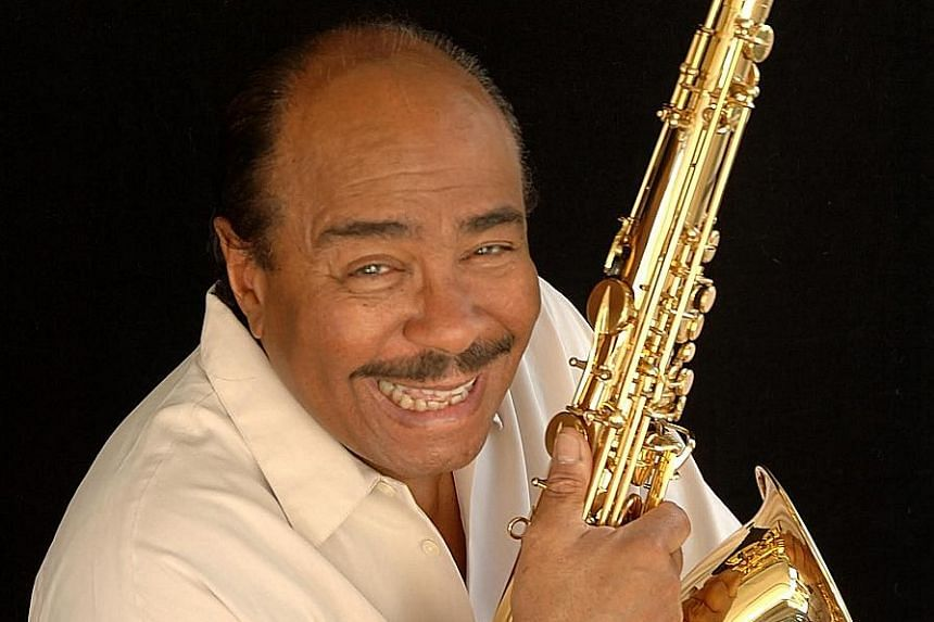 American saxophonist- composer Benny Golson (above), Swiss music director Fritz K. Renold and home-grown jazz veteran Jeremy Monteiro will perform with 17 young musicians on May 27.